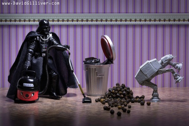 Star Wars Photography David Gilliver 1