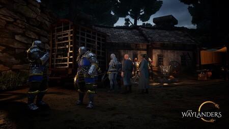 Medieval Captures Waylanders Usausa