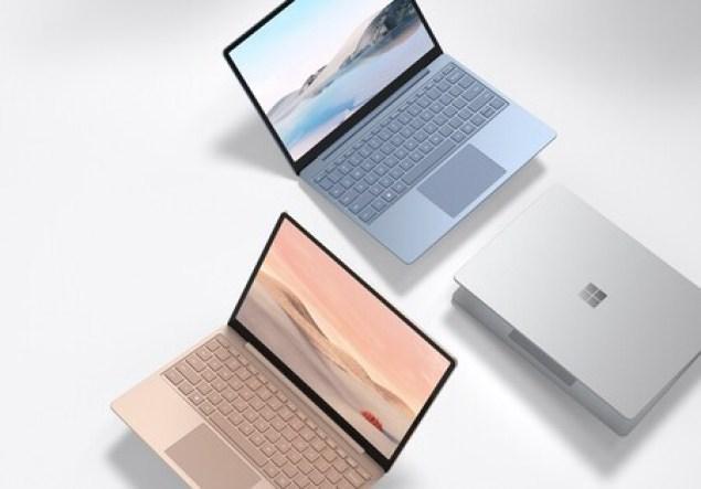 Surface Laptop Go Colores