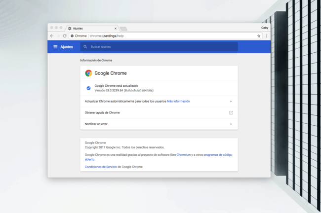 Permalink to Ya está disponible Google Chrome 63 para Windows, Linux, Mac y Android: seguridad, seguridad, seguridad