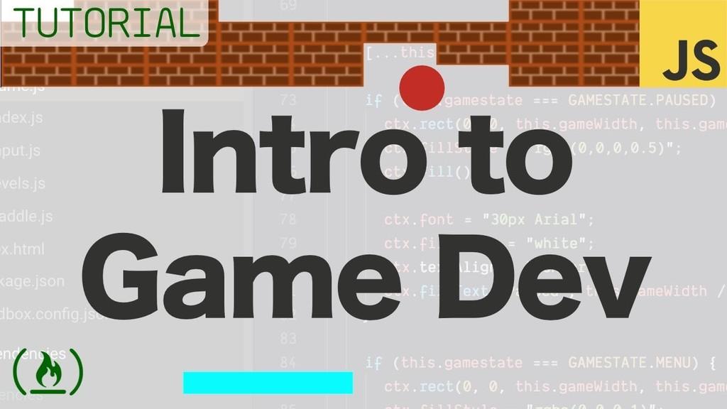 Aprende a crear tu propio videojuego en el navegador usando JavaScript gracias a este curso gratuito intensivo
