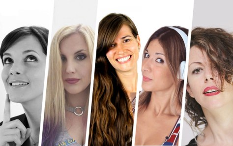 Youtubers Chicas