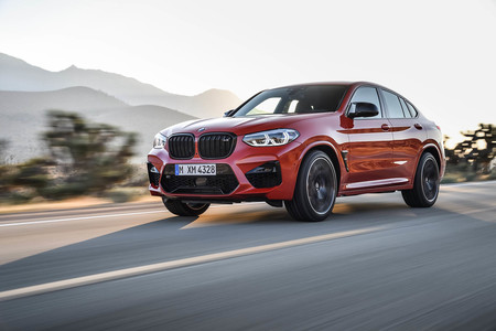 P90334555 Highres The All New Bmw X4 M