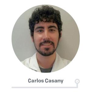 Carlos Casany Sony Xtk