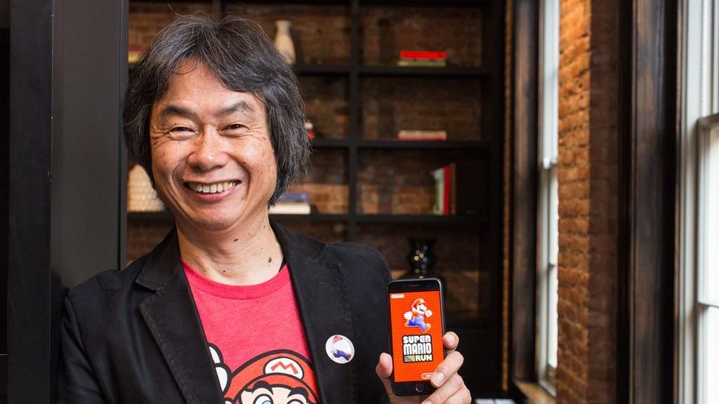 Shigeru Miyamoto habla del futuro de Nintendo y la industria, y afirma que