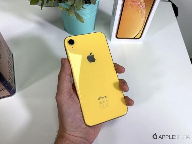 Con ©iOS 12.1.1 los consumidores del iPhone XR podrán desplegar las notificaciones mediante 'respuesta háptica'
