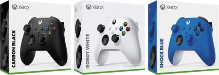 Controles de Xbox Series X, Xbox Series S y Xbox One en oferta