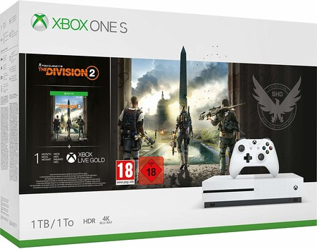 Xbox One S - The Division 2