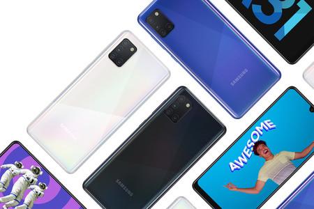 Samsung Galaxy A31 03
