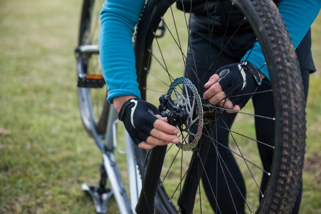Averias Bicicleta Reparar