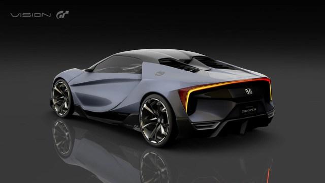Honda Sport Visión Gran Turismo ZSX