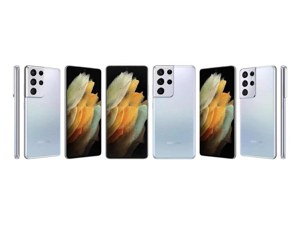 Samsung Galaxy S21 Ultra sin secretos: se filtran nuevas imágenes oficiales y toda la información del mayor de los nuevos flagships