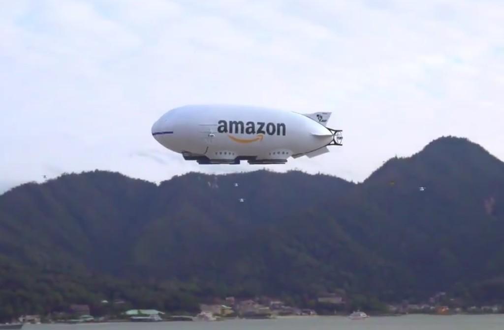Permalink to Así es como se creó la falsa nave nodriza de Amazon que nos vislumbró el potencial futuro de su mensajería