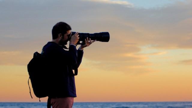 Como Hacer Fotografías Paisaje Con Teleobjetivo