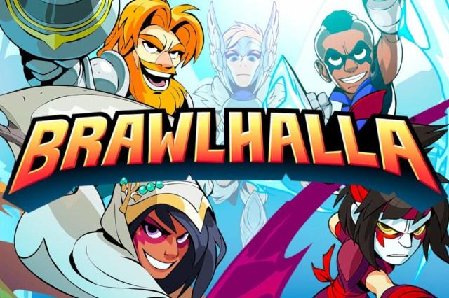 'Brawlhalla', el afamado juego de lucha free-to-play de Ubisoft, aparecerá a iOS℗ y <stro data-recalc-dims=