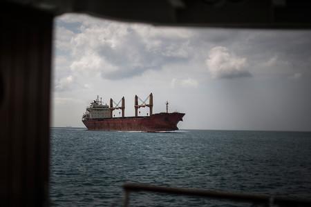 Black Sea Ship