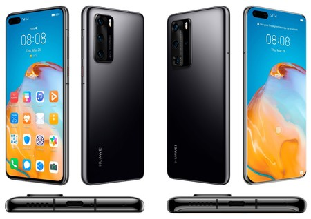 Huawei P40 y P40 Pro: se filtran nuevas imágenes que ahora nos ...