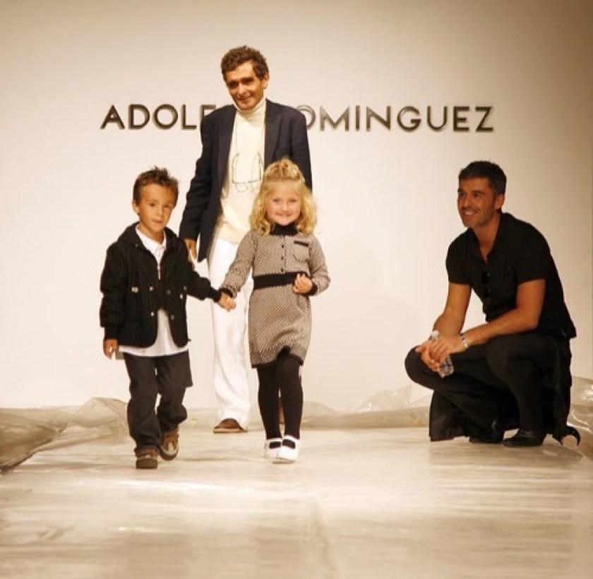 Un diseñador español: Adolfo Domínguez