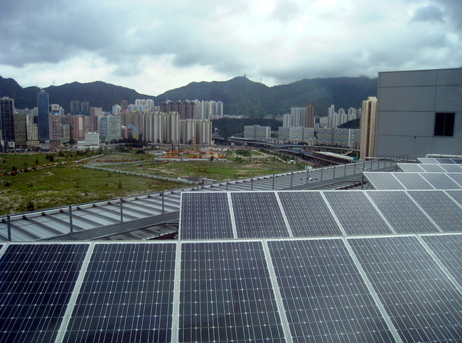 Electrical And Mechanical Services Department Headquarters Photovoltaics