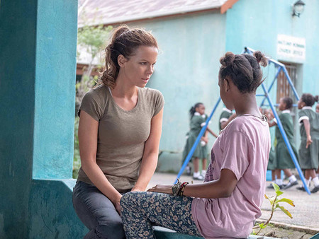 The Widow Amazon Kate Beckinsale Shalom Nyandiko
