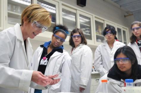 Argonne Lab Education