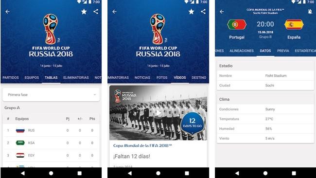 Window Y Copa Mundial De La Fifa Rusia 2018 Tm Aplicaciones En Google Play