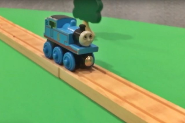 Thomas El Tren Video 1