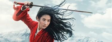Por qué nos parece caro pagar 21,99 euros por ver 'Mulan' en streaming, pero vemos