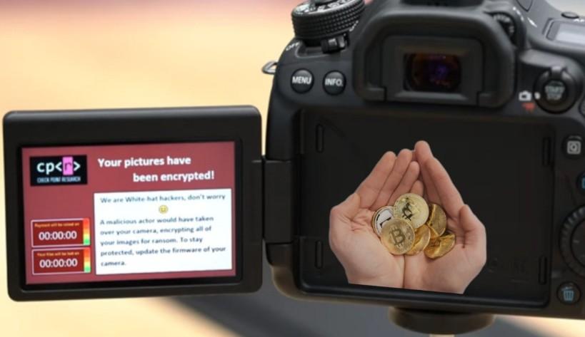 Cuidado, ahora el ransomware ataca a tu cámara DSLR y secuestra tus fotos
