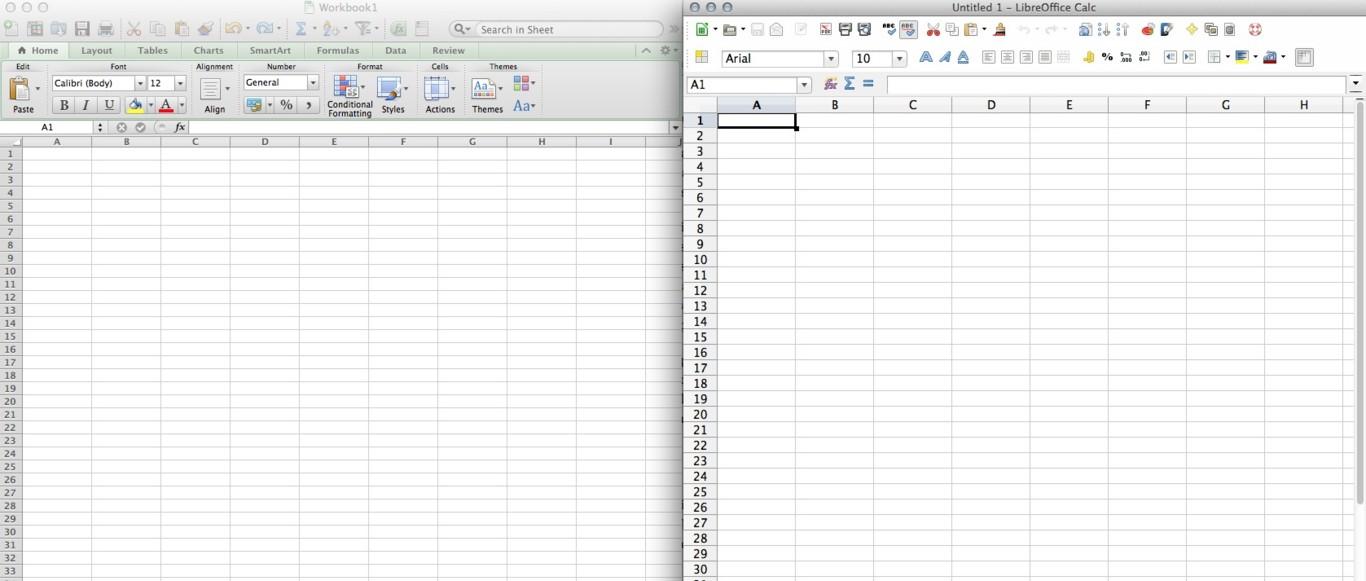 Excel Calc