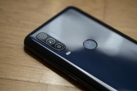 Motorola One Action Camara Trasera