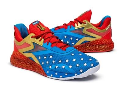 Reebok lanza sus nuevas Nano X Wonder Woman: las zapatillas de entrenamiento inspiradas en la superheroína de DC