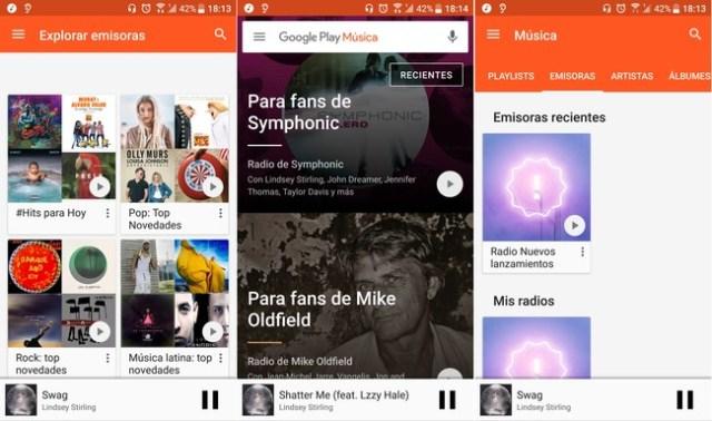 Google Musica Radio
