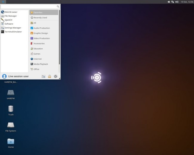 Ubuntu Studio Screenshot 750x600