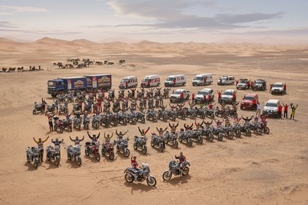 Honda Africa Twin Epic Tour 2019 1