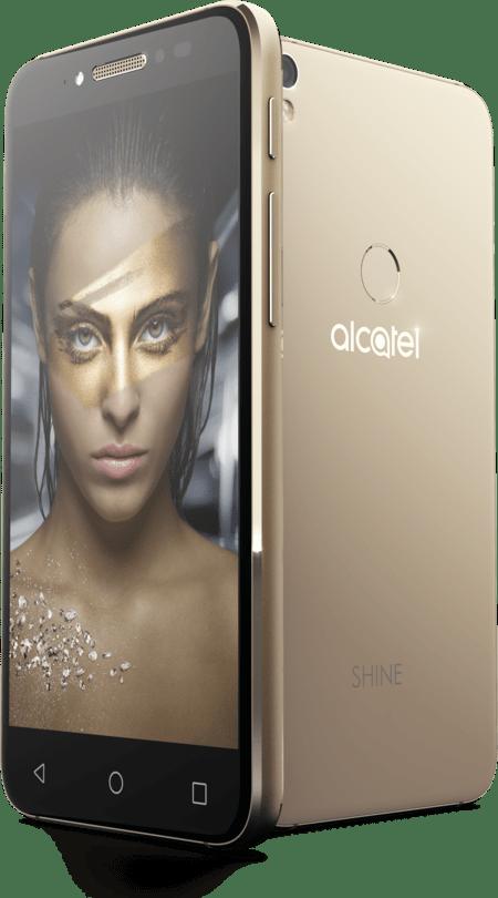 Alcatel Shine Lite Gold Pos Kv 03 Woman