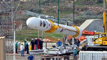 Nasa Taurus Rocket