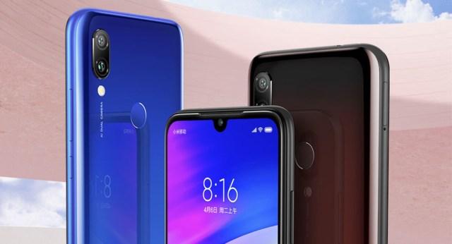 Redmi 7: la gama de entrada de Xiaomi posee un renovado rey