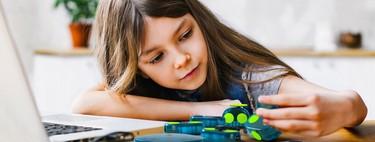 41 regalos para niños y adolescentes para despertar vocaciones científicas, en robótica e informática