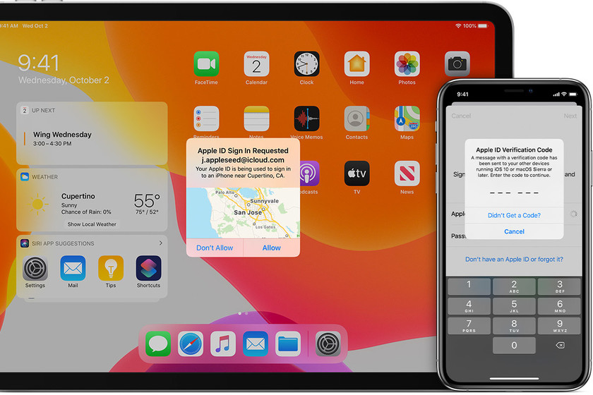 Tips and details for using two-factor authentication in our Apple ID