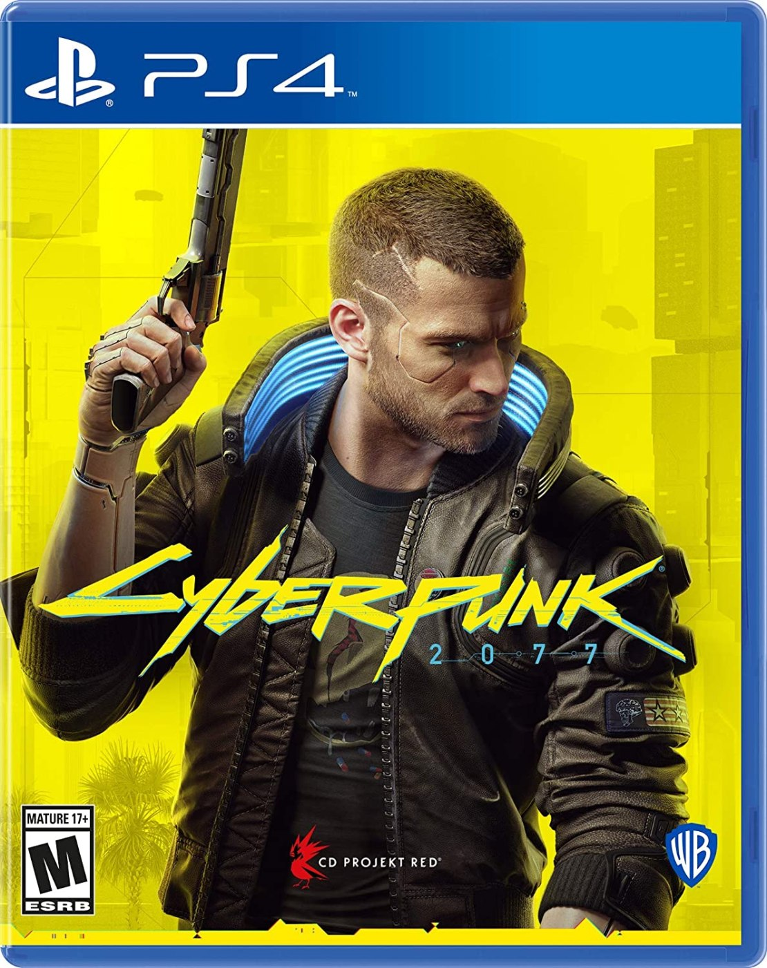 Cyberpunk 2077 para PlayStation 4