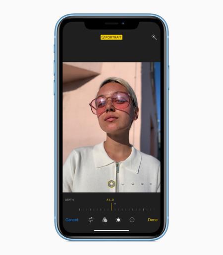 Iphone Xr Apertura