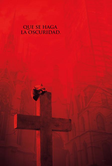 Daredevil Vertical Crucifix Pre Las