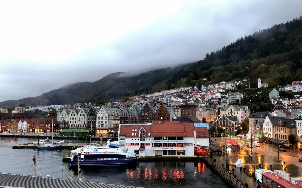 Siete cosas que puedes hacer en Bergen, la puerta de entrada a los fiordos noruegos