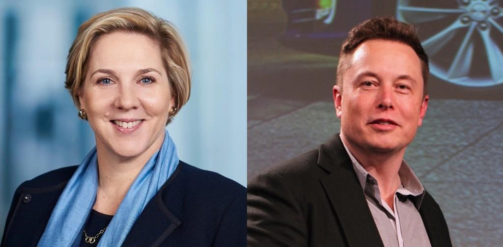 Robyn Denholm es la elegida para sustituir a Elon Musk: Tesla elige a una economista como su nueva presidenta