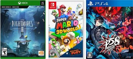 Aparta juegos en Amazon para Xbox, PlayStation y Nintendo en México