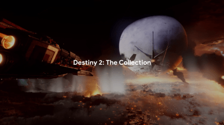 Destiny 2 The Collection