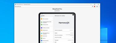 Cómo probar HarmonyOS de Huawei℗ con su emulador oficial para PC