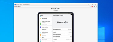 How to test Huawei's HarmonyOS with its official PC emulator