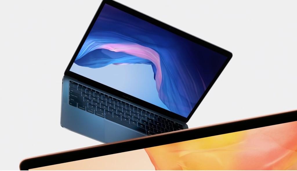 Llega el nuevo MacBook® Air: Apple® renueva su ultraligero con una pantalla Retina, nuevo layout y mas seguridad